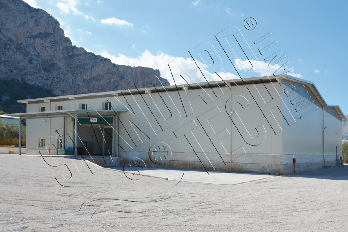 1_Turnkey refrigerated