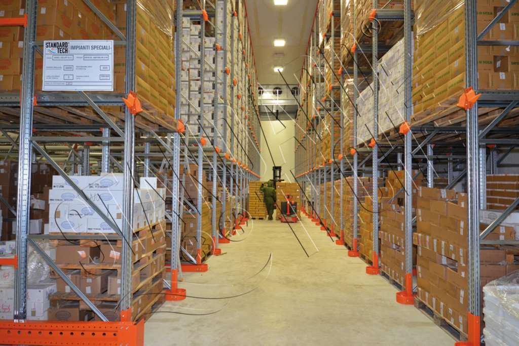 cold rooms for food processing