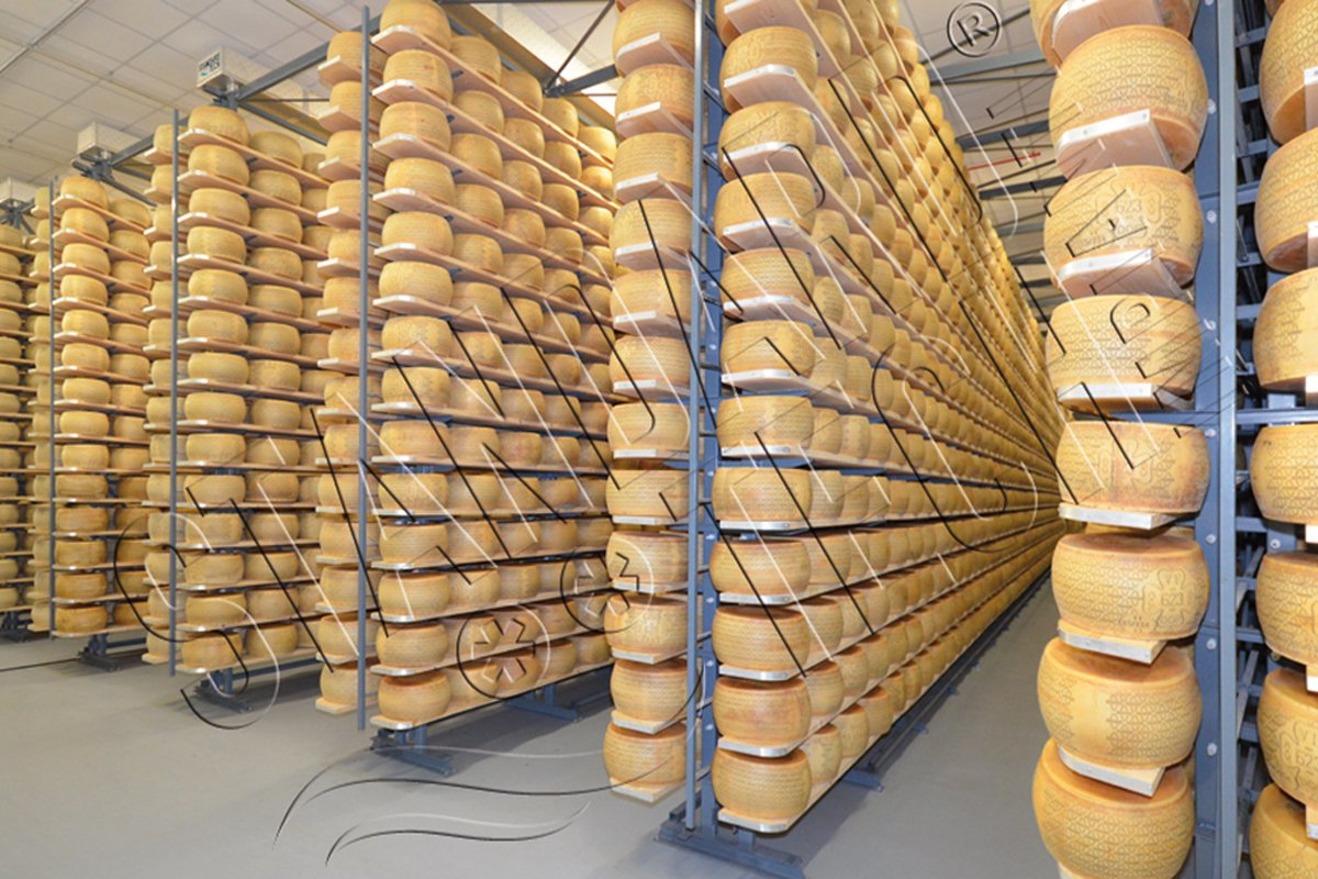 Cheese curing chamber