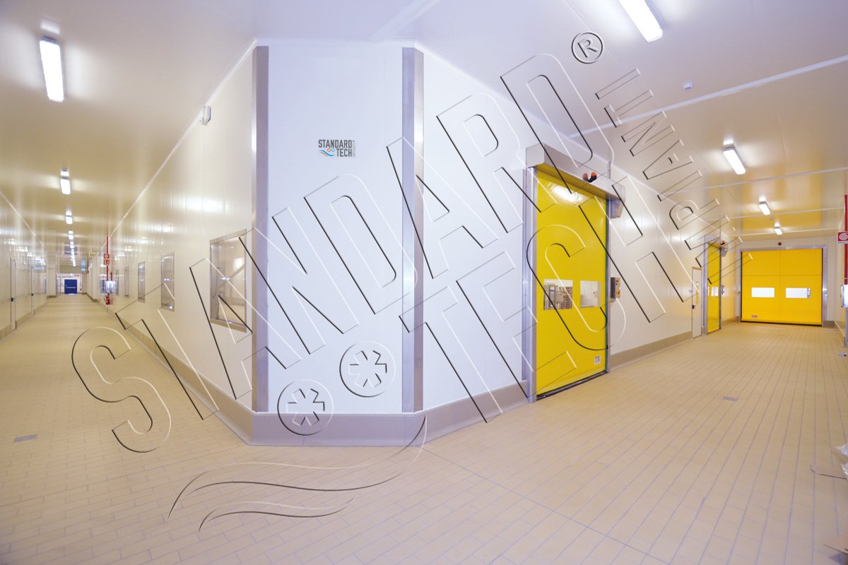 insulated panels for cold rooms